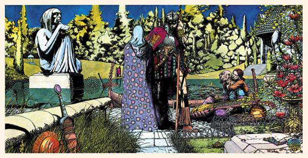 Image result for barry smith the enchantment