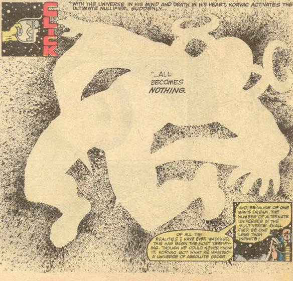 Image result for marvel what if? #32 korvac pages